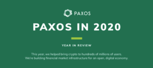 Paxos in 2020